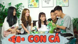 Hai Anh Em Phần 39 | CON CÁ | Phim Hài Mới Nhất 2020 | Phim Học Đường Hài Hước Gãy TV