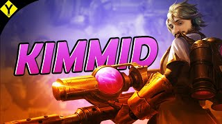 KIMMY MID NO META SEM ADC | Mobile Legends