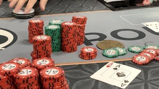 ALL IN SIX TIMES!!! WILDEST Cash Game Session Ever! DO NOT MISS! Poker Vlog Ep 84