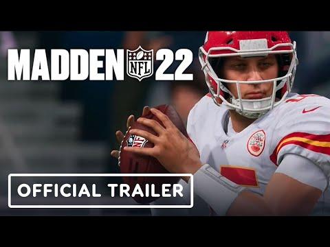 Madden NFL 22 – Official Reveal Trailer