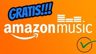 Como Tener Amazon Music Unlimited 👍 Crear Cuenta Amazon Music Unlimited ✅