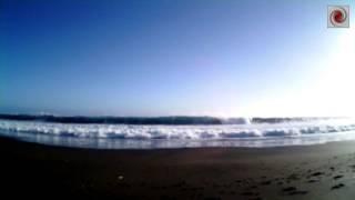 preview picture of video 'Houle australe 21 août 2013 - Étang-Salé-les-Bains - Réunion'