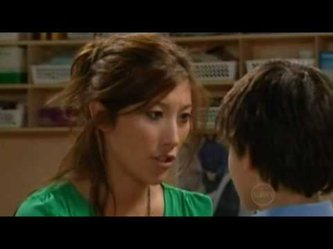 Dichen Lachman's 14th neighbours appearance March 14th 2006