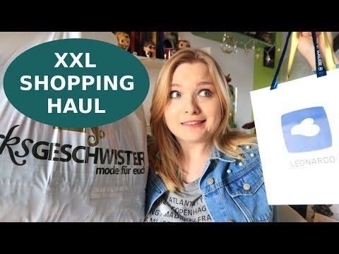 XXL Shopping Haul | Ich bin eskaliert! | chaoskingdom