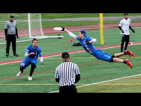 Best Ultimate Frisbee Highlights | Part 1