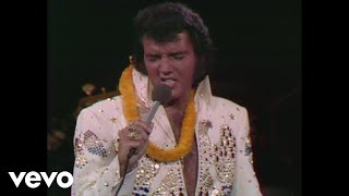 Elvis Presley - Love Me (Aloha From Hawaii, Live in Honolulu, 1973)