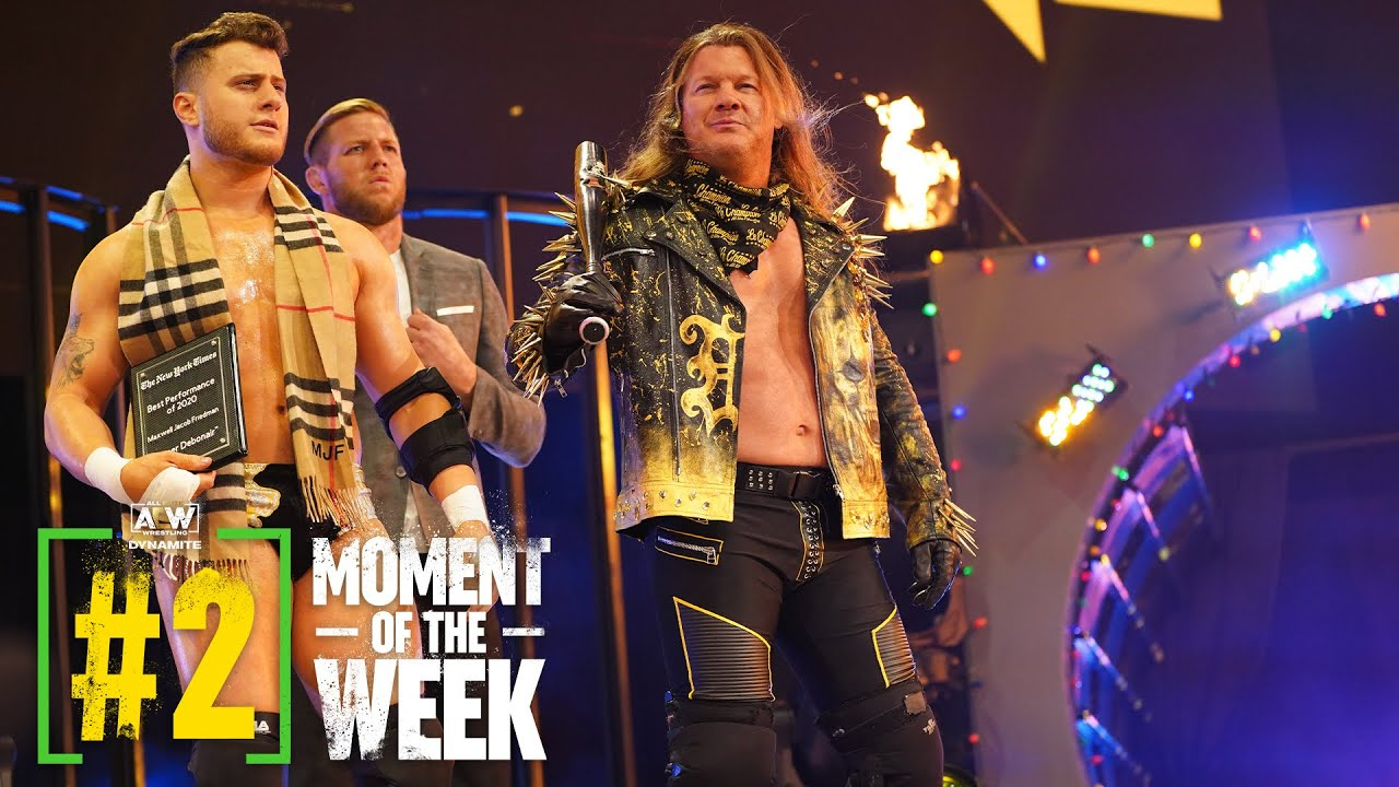 AEW Announces Tag Team Match For Next Week's AEW Dynamite