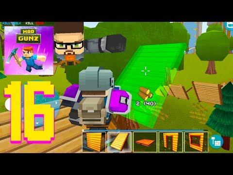 Mad GunZ - Gameplay Walkthrough Part 16 - (Android / IOS)