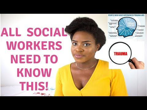 Trauma Informed Care In Social Work Practice