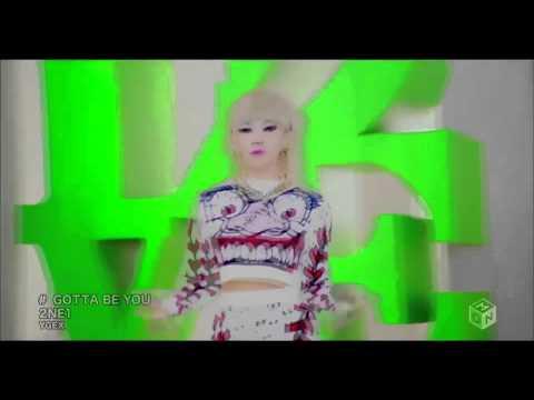 [PV] 2NE1 - GOTTA BE YOU (Japanese ver.)