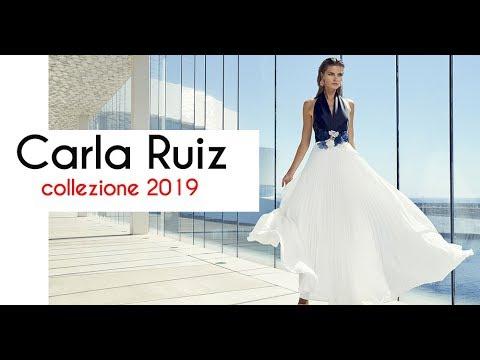 Carla Ruiz 2019   Abiti da cerimonia donna