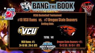 VCU vs Oregon State NCAA Tournament Pick, Odds & Prediction