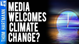 Climate Change: The Weather Channel vs Fox News