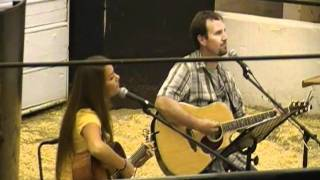"""Where Jesus Is"" Aubree Bullock and Brian Day by Joey and Rory"