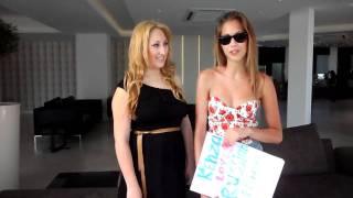Krista with  Kenza Zouiten ((((for russian readers))))
