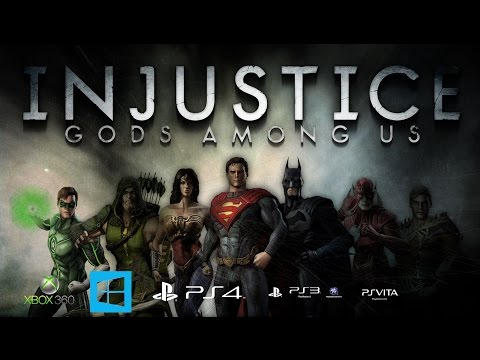 Injustice Gods Among Us Pelicula Completa Español 1080p - Full Movie - Game Movie - JLA Elseworlds