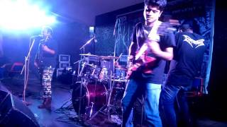 SKULLTURE India live n loud @MOHIT MANCHA - skullturethrash