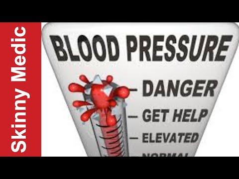 Si je test de haute pression artérielle