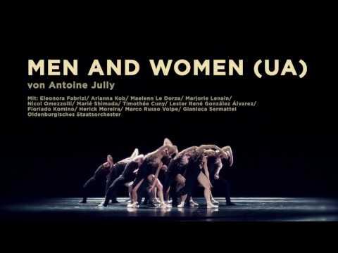 MEN AND WOMEN (UA) von Antoine Jully - Premiere 12.03.2017