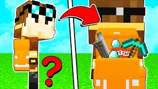 COSA C'È NELLA BORSA DI LYON?! - Scuola di Minecraft #24