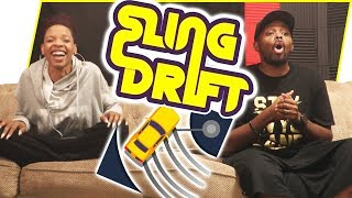 This Game Brought The RAGE Out! - Sling Drift Gameplay | Mobile Series Ep.40