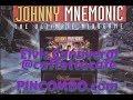Yakuza Strike on Johnny Mnemonic #Piball with @ElvisCanaveral @caffettocafe