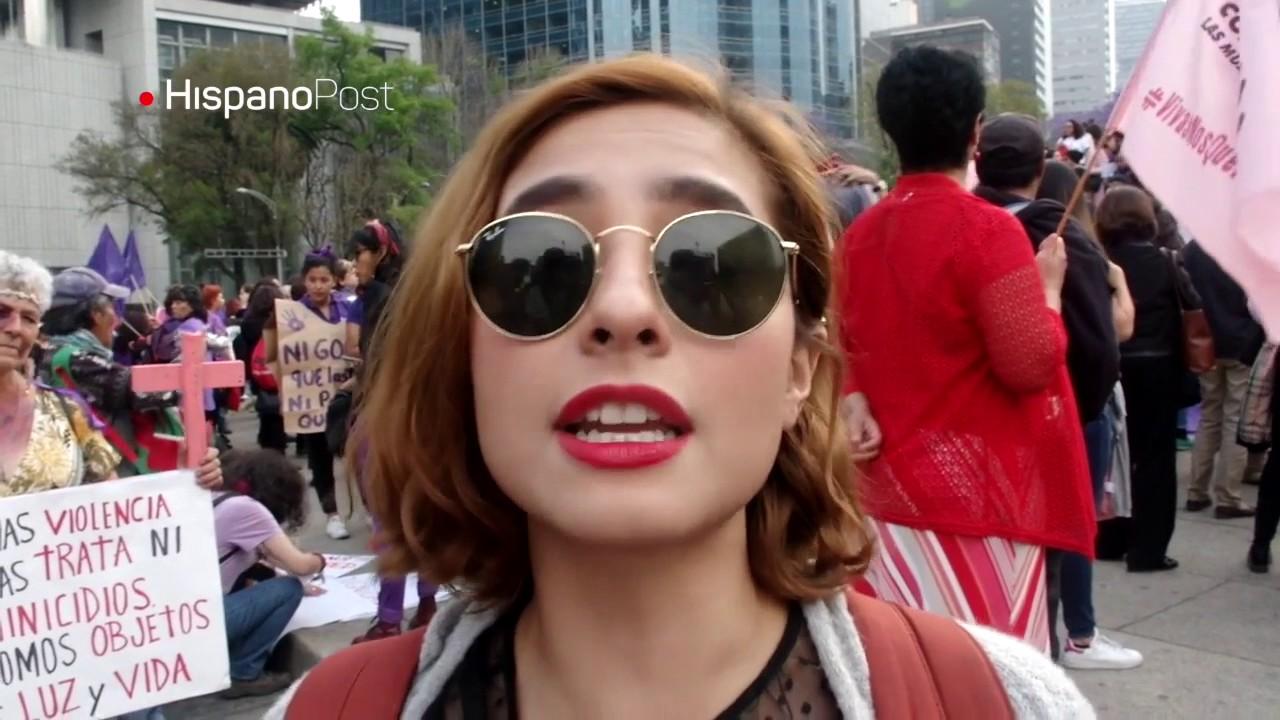 """""""No más violencia"""": Así defendieron las mujeres sus derechos en México"""