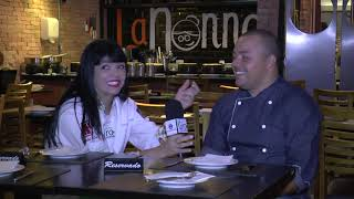 O Programa deu um Giro pelo Restaurante La Nonna Di Lucca, famoso em São Paulo por suas deliciosas m