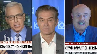 How Dr. Oz And Others Mirror Trumps Coronavirus Talking Points On Fox News