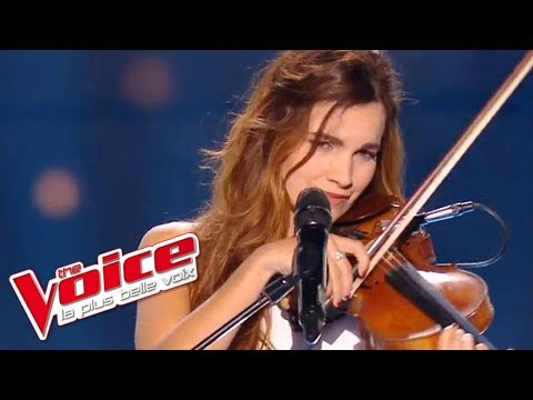 Coldplay – The Scientist | Gabriella Laberge | The Voice France 2016 | Blind Audition