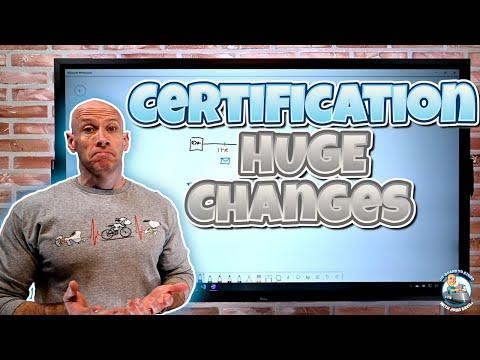 Huge Microsoft Certification Change Announcement Breakdown ...