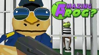 Amazing Frog - FROG POLICE - Part 35