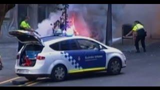 preview picture of video 'Mossos d'Esquadra - Guàrdia Urbana - Bombers de Barcelona 09'