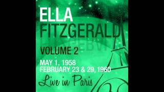 Ella Fitzgerald - Lady Be Good (Live 1960)