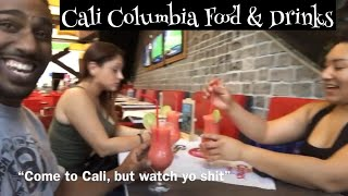 Cali Colombia - Colombian Food Options And Prices