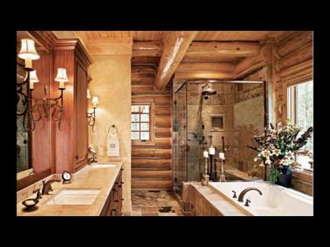 Rustikale badezimmer design ideen