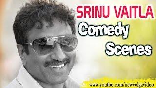 Director Sreenu Vaitla Back 2 Back Comedy Scenes