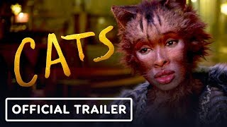 Cats Official Trailer (2019) Ian McKellan, Idris Elba, Taylor Swift - Comic Con 2019