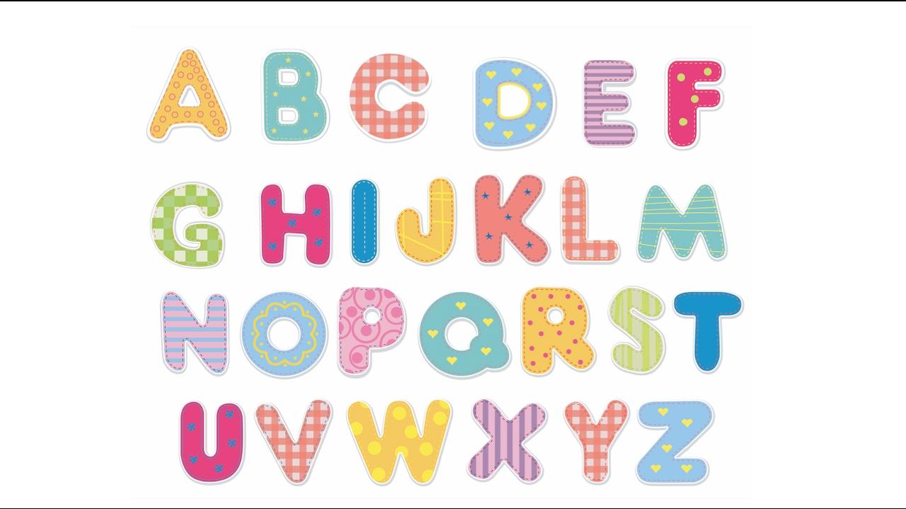 El abecedario en ingles para niños | Canciones Infantiles para Aprender el Alfabeto en Inglés | ABC