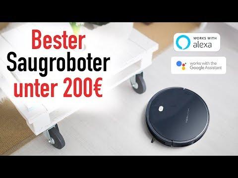 BESTER SAUGROBOTER UNTER 200€ IM TEST!!