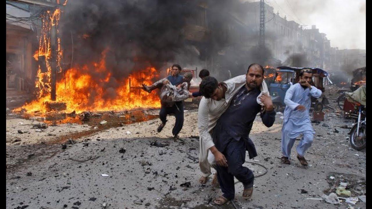 Taliban Kills 69+ In Pakistan Park Bombing thumbnail