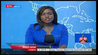 Newsdesk Full Bulletin with Akisa Wandera 16th February 16th,2017 [Part 2]