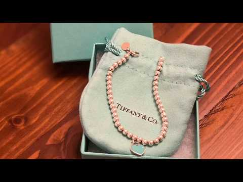 Tiffany and Co. Bead Bracelet 2018 || Lady Creme Bee