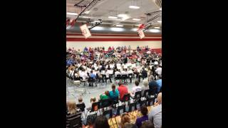 Tonganoxie Middle School Band