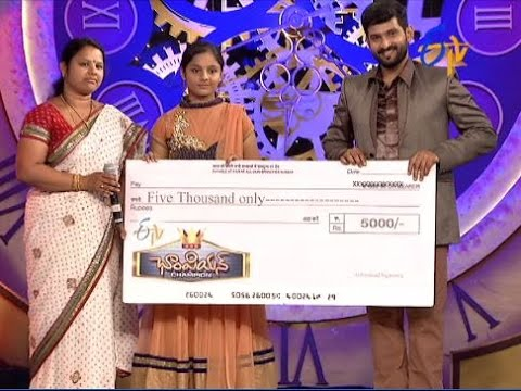 Champion--29th-April-2016--ఛాంపియన్--Full-Episode