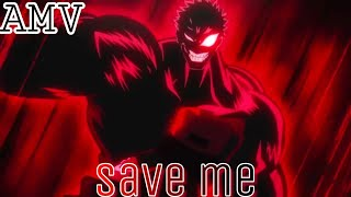 Boku No Hero Academia [ A M V ]... Skillet   Save Me