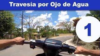 preview picture of video 'Ojo de Agua, entrada a Villa Báez'