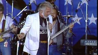 Kenny Rogers - Ruby (Live at Farm Aid 1985)