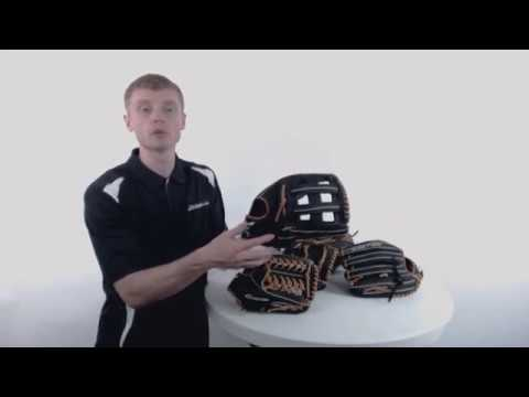 Easton Game Day Baseball Gloves | 2018 Series Overview