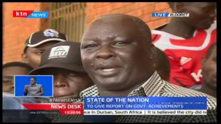 KTN Newsdesk full bulletin [Part 2] - State of the Nation address - 14/3/2017